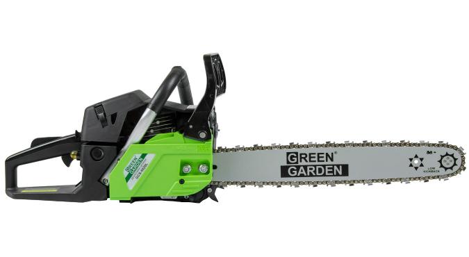 Бензопила цепная Green Garden GCS-5020L - 4