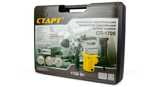 Перфоратор Старт СП-1700 - 12