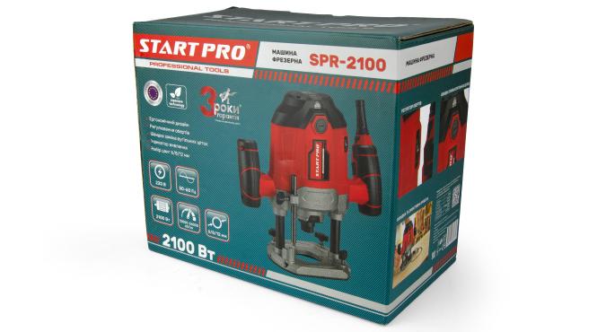 Машина фрезерная Start Pro SPR-2100 - 11