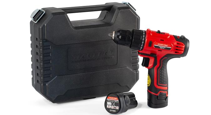 Шуруповерт аккумуляторный Start Pro SCD-12 - 3