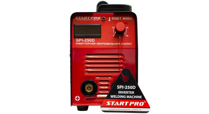 Инвертор сварочный Start Pro SPI-250 D - 6
