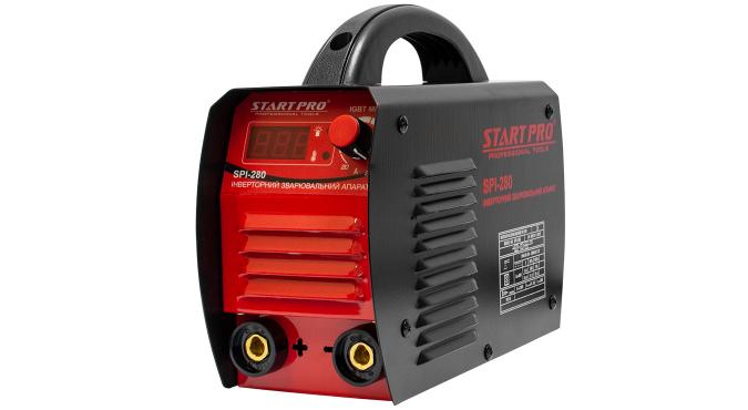 Инвертор сварочный Start Pro SPI-280 - 2