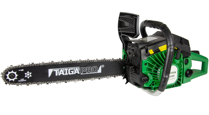 Бензопила цепная Taiga Pro TCS-5200 - 3