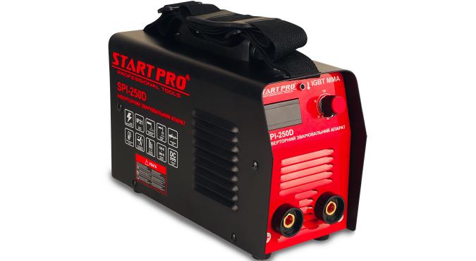 Инвертор сварочный Start Pro SPI-250 D - 1