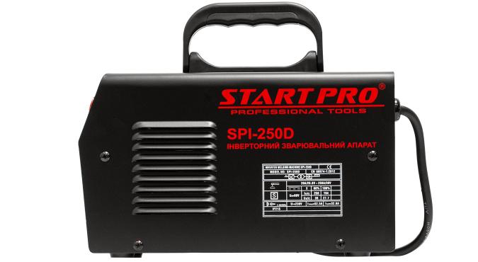 Инвертор сварочный Start Pro SPI-250 D - 3