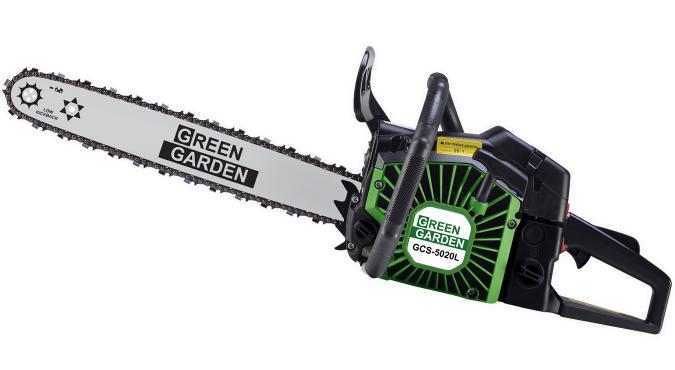 Бензопила цепная Green Garden GCS-5020L/15 - 1