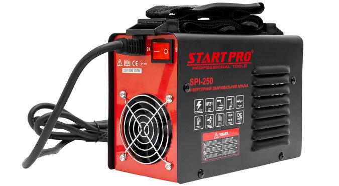 Инвертор сварочный Start Pro SPI-250 - 3