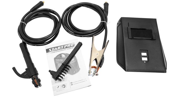 Инвертор сварочный Start Pro SPI-280 - 6