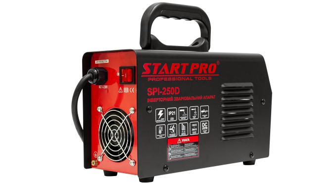 Инвертор сварочный Start Pro SPI-250 D - 2