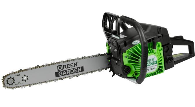Бензопила цепная Green Garden GCS-5020L - 2