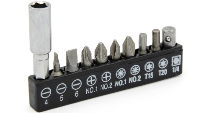 Шуруповерт аккумуляторный START TOOLS STD-12/2 - 8