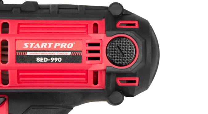 Cетевой шуруповерт Start Pro SED-990 - 11