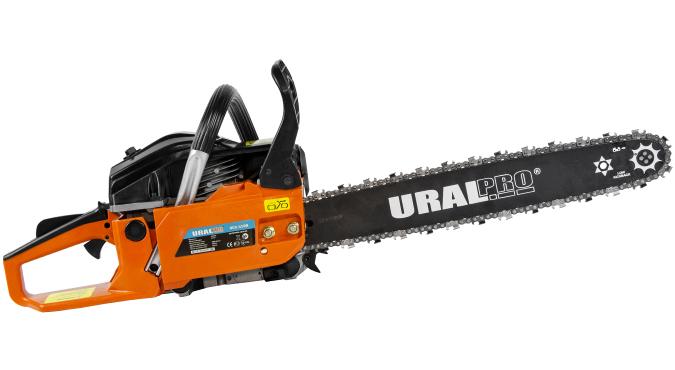 Бензопила цепная Ural Pro UCS-6500 - 2