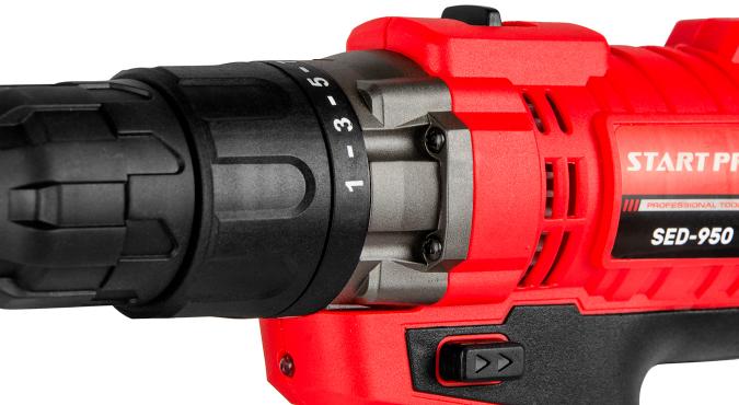 Дрель электрическая Start Pro SED-950 - 8