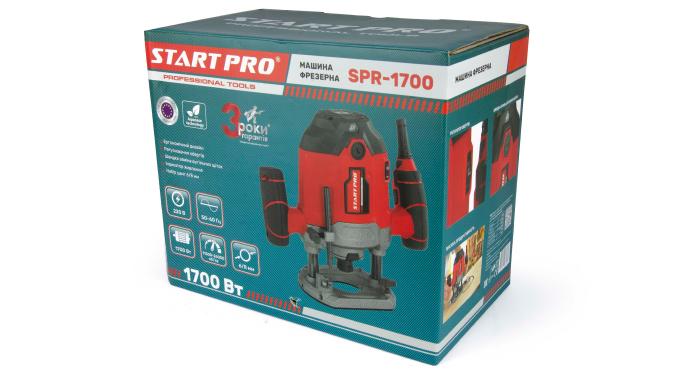 Машина фрезерная Start Pro SPR-1700 - 10