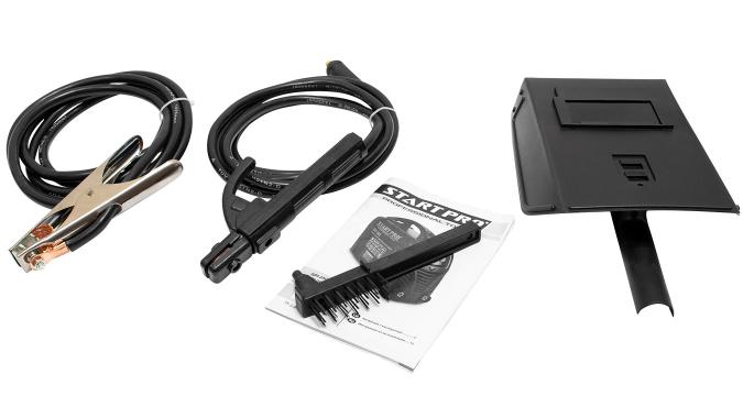 Инвертор сварочный Start Pro SPI-300 - 4