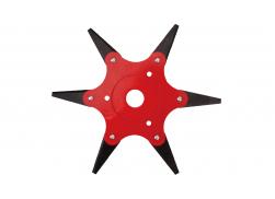 Нож для триммера сегментный с 6-мя закаленными лезвиями SB001 Start Pro 4236