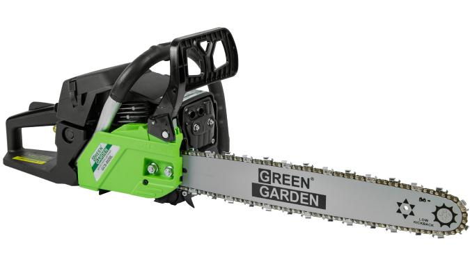 Бензопила цепная Green Garden GCS-5020L - 3