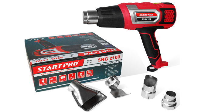 Фен промышленный Start Pro SHG-2100 - 6