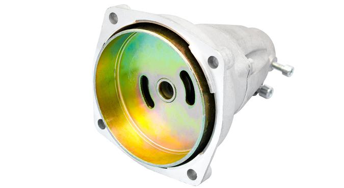BC520(H)_Редуктор верхний на двух подшипниках D28 мм 9 шлицов для триммера бензинового 1E44F-5 Start Pro 4200 - 2