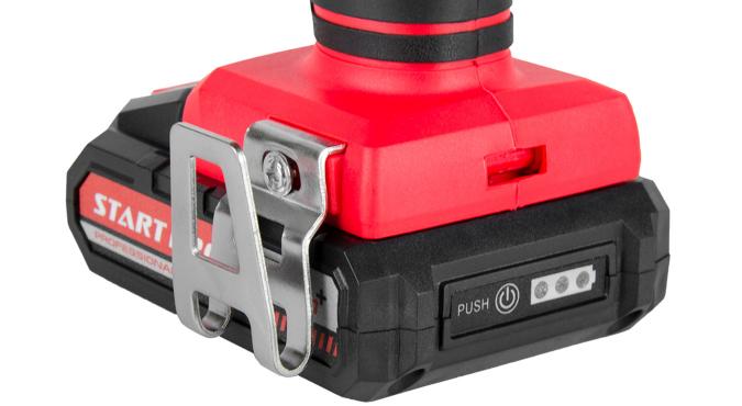 Шуруповерт аккумуляторный Start Pro SCD2-18 - 10
