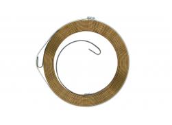BC430(H)_Пружина стартера вузька спіральна для тримера бензинового 1E40F-5 Start Pro 4190