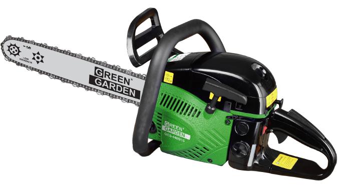 Бензопила цепная Green Garden GCS-4400/15 - 1