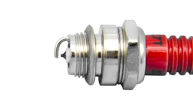 "Свеча зажигания ""IRIDIUM POWER"" (2T) для триммера бензинового 1E40F-5/1E44F-5 Start Pro 4212 - 2"