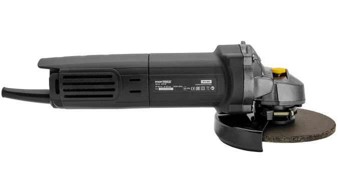 Шлифмашинка угловая START TOOLS STA-900 - 4