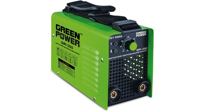 Инвертор сварочный Green Power GPI-250 - 1
