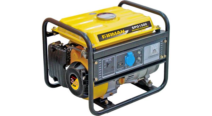Генератор бензиновый FIRMAN SPG-1500 - 1
