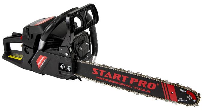Бензопила цепная Start Pro SCS-5020L - 4