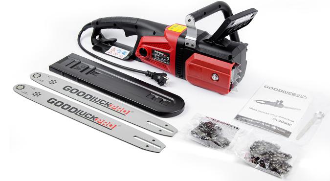 Электропила цепная Goodluck Pro GL3000E - 8