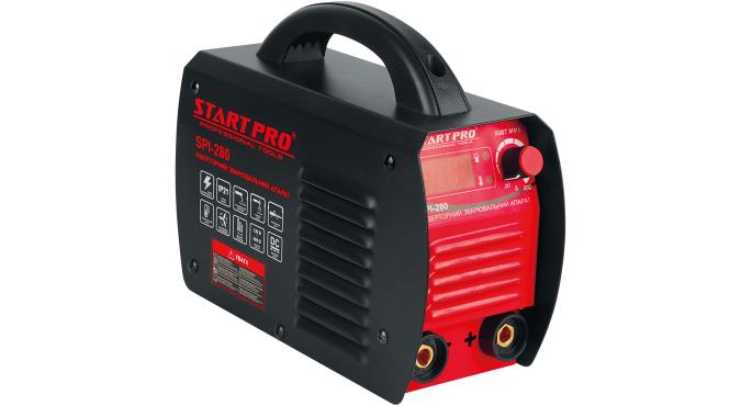 Инвертор сварочный Start Pro SPI-280 - 1