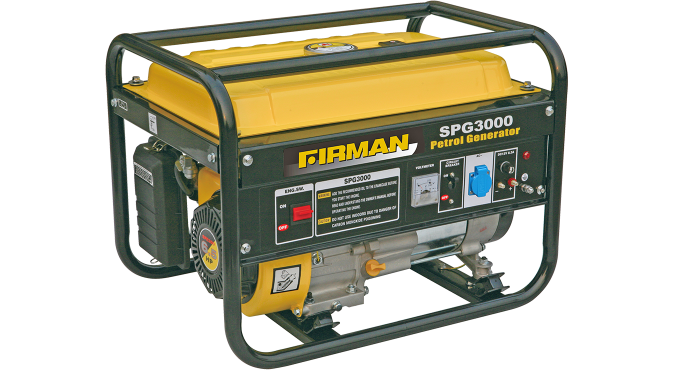 Генератор бензиновый FIRMAN SPG-3000 - 1