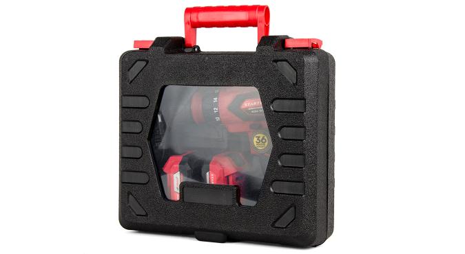 Шуруповерт аккумуляторный Start Pro SCD4-12/2D - 13