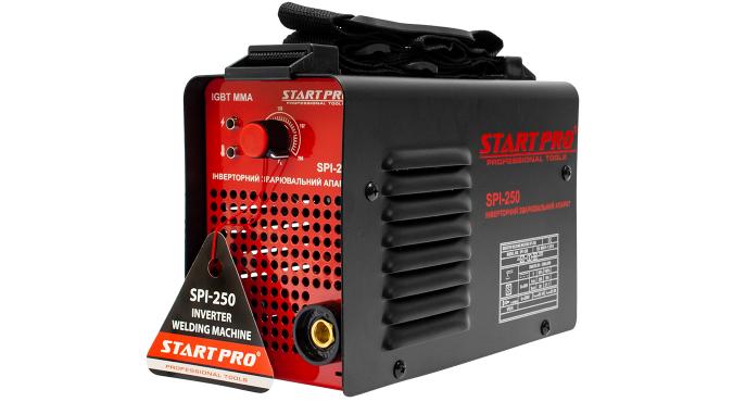 Инвертор сварочный Start Pro SPI-250 - 4