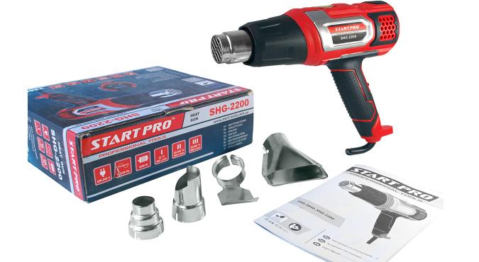 Фен промышленный Start Pro SHG-2200 - 5