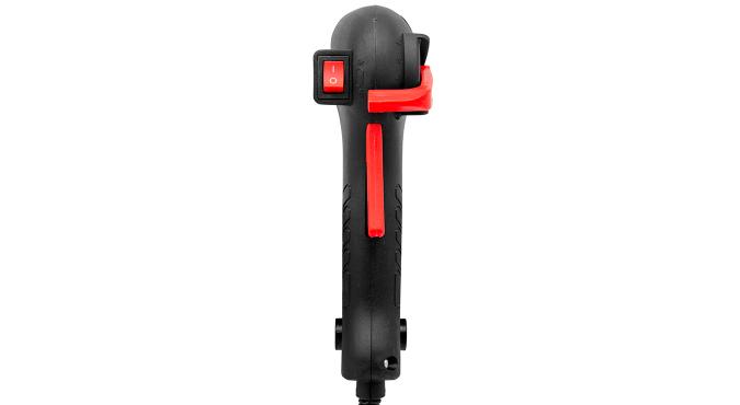 BC430/520(H)_Ручка газа с автоматическим регулированием газа в сборе без металлической трубки (RH001) для триммера бензинового Start Pro 4181 - 2