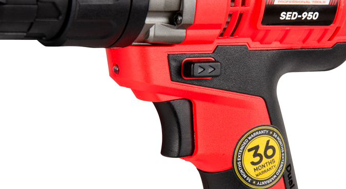 Дрель электрическая Start Pro SED-950 - 9