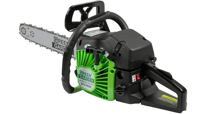 Бензопила цепная Green Garden GCS-5020L - 6