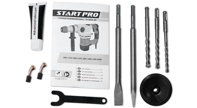 Перфоратор Start Pro SRH-2000 - 8