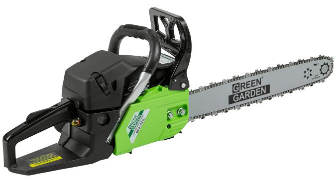 Бензопила цепная Green Garden GCS-5020L - 5