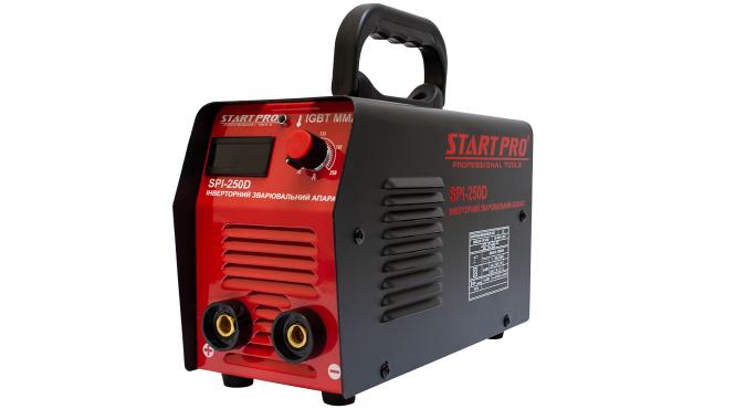 Инвертор сварочный Start Pro SPI-250 D - 4